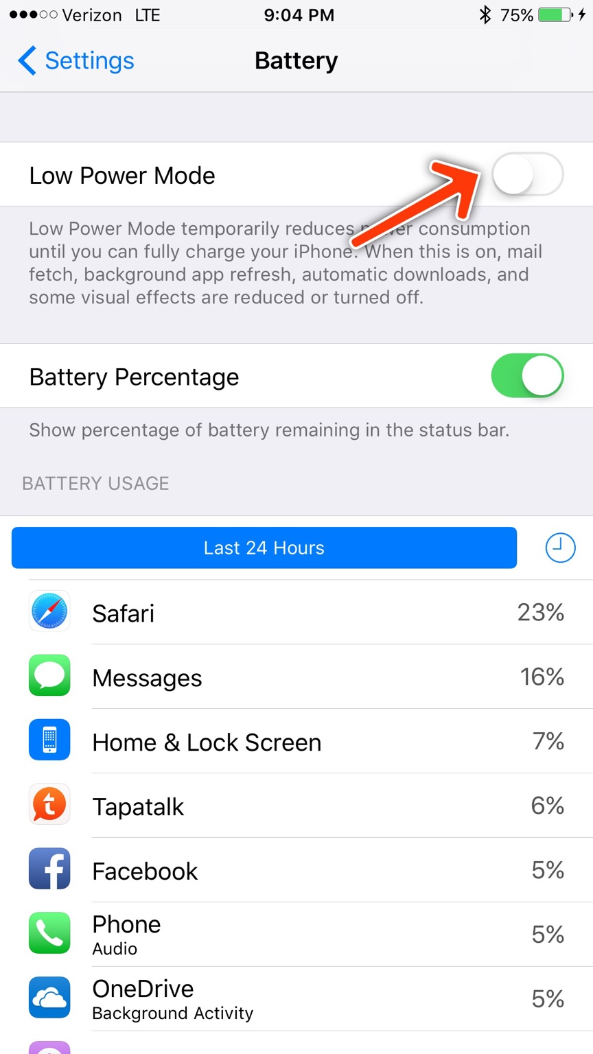 What does it mean when the battery icon is yellow iphone ipad when your battery indicator is yellow it means that you have low power mode activated to deactivate low power mode go into settings then battery and switch buycottarizona Image collections