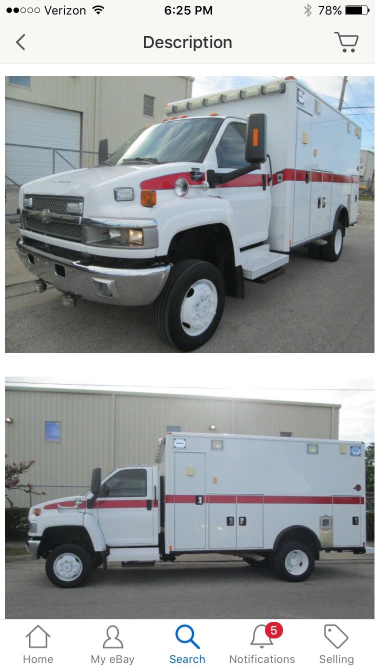 Medium Duty Ambulance FAQ (Freightliner, International, GMC, Chev