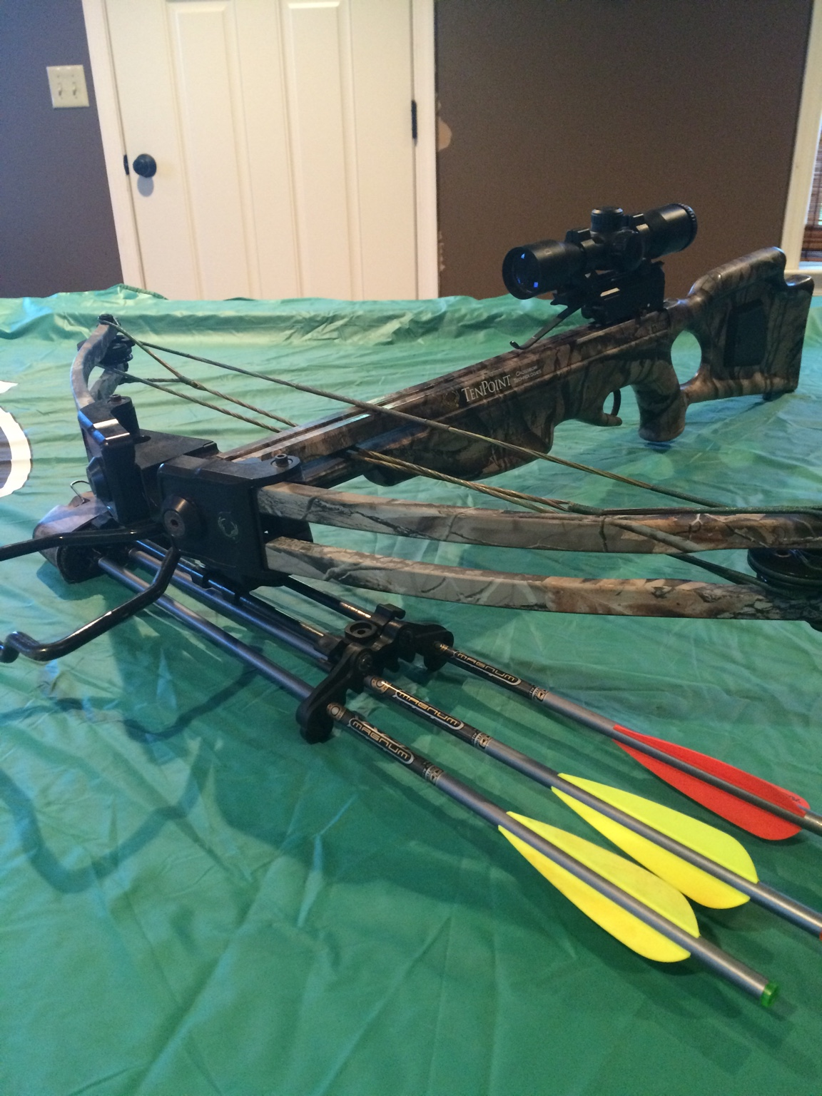 Ten Point Titan Hlx Crossbow For Sale