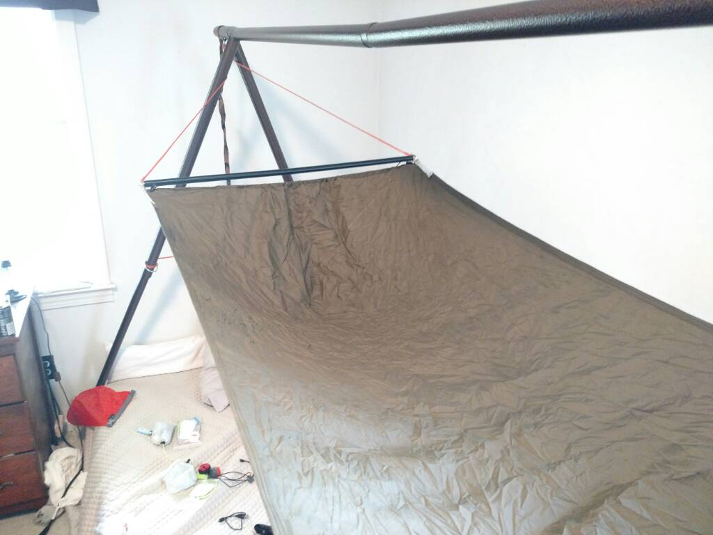 plus you get to use a premium fabric in hexon 1 6 great if you u0027re thinking about trying a bridge hammock  thanks  fs  hexon 1 6 diy bridge hammock  rh   hammockforums