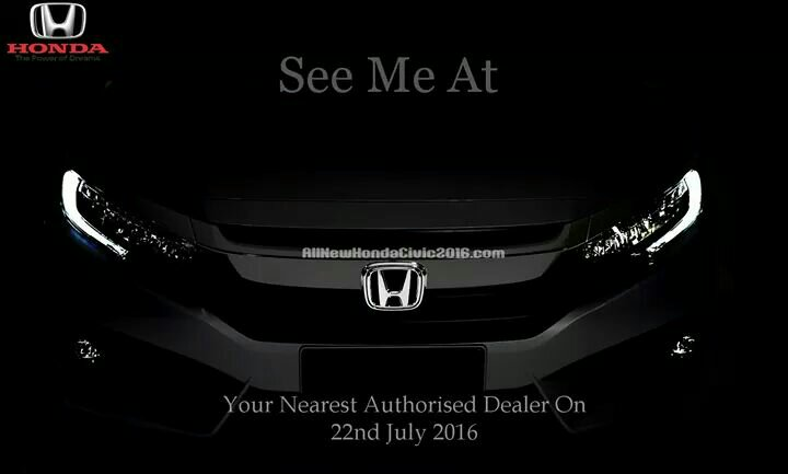 10th Generation Civic Exclusive Pakistan Launch - 9674f501b58738695b48de7cbf7bae08