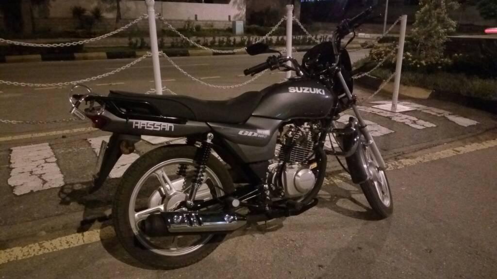 Suzuki GD110S from Rawalpindi. - ac3dcb003230155f6c9c303fe8d9a58a