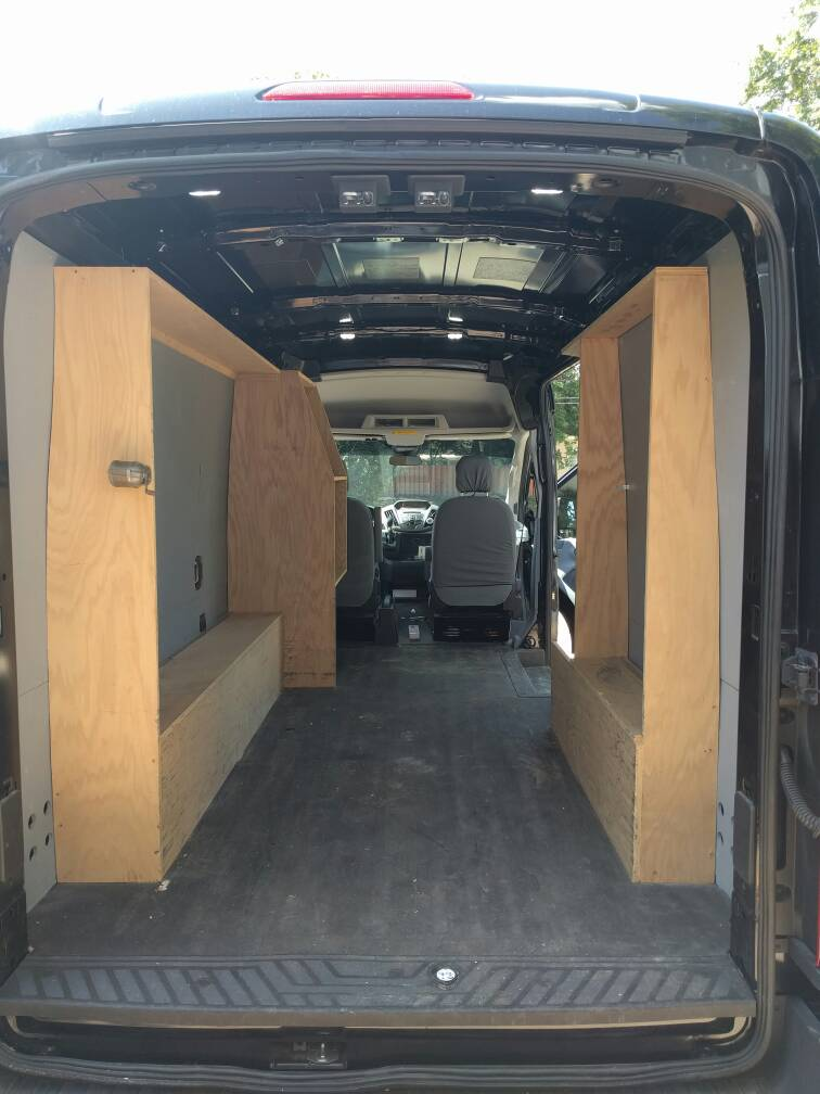 Cargo Van Interior Panel Liner Kits Ford Transit Usa Forum