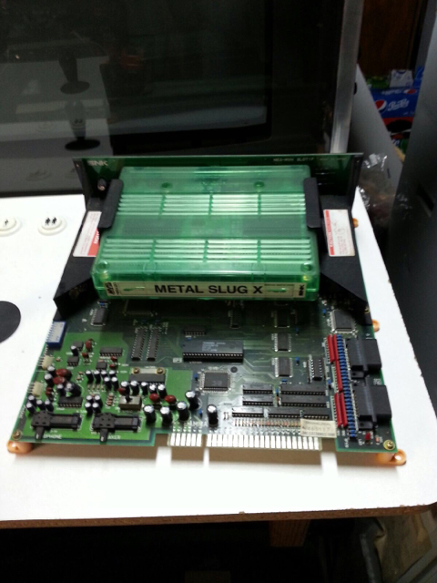 metal slug arcade machine for sale