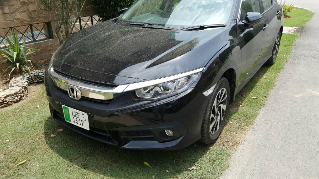 10th Generation Civic Exclusive Pakistan Launch - 03fed9c5a39b3fd8eb6bc1e6ab69b6a0
