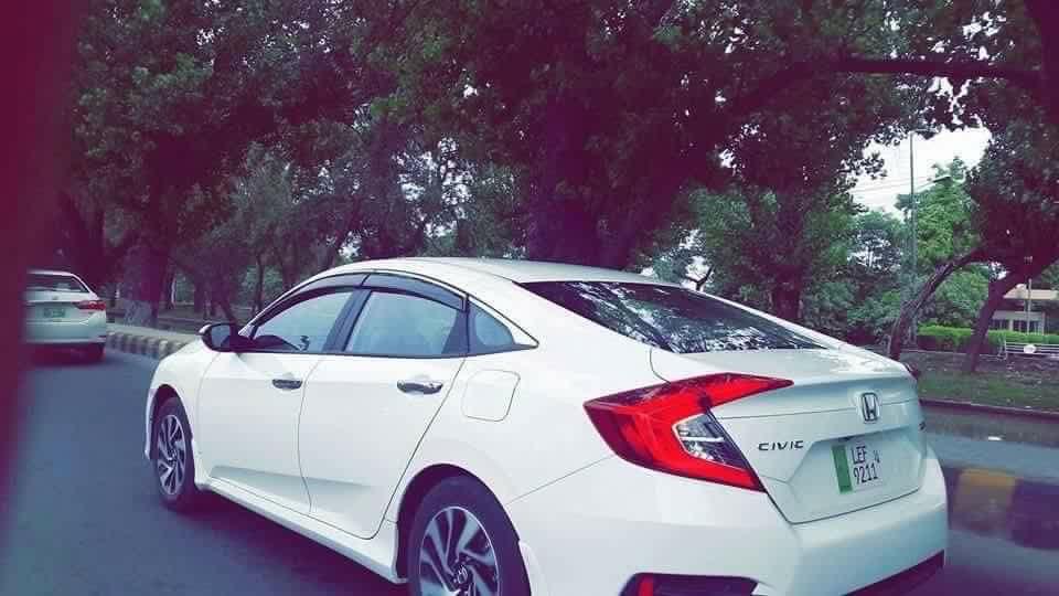 10th Generation Civic Exclusive Pakistan Launch - 345e18eb2d3e21502319feaf4f9635e8