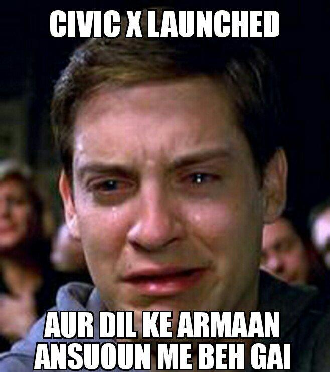 10th Generation Civic Exclusive Pakistan Launch - 7cfbcc09a44b29c29fc1cf3c16021e0e