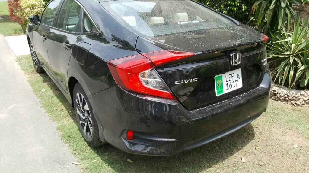 10th Generation Civic Exclusive Pakistan Launch - bfcd9f0293d021ce724a25e7f8c6349f