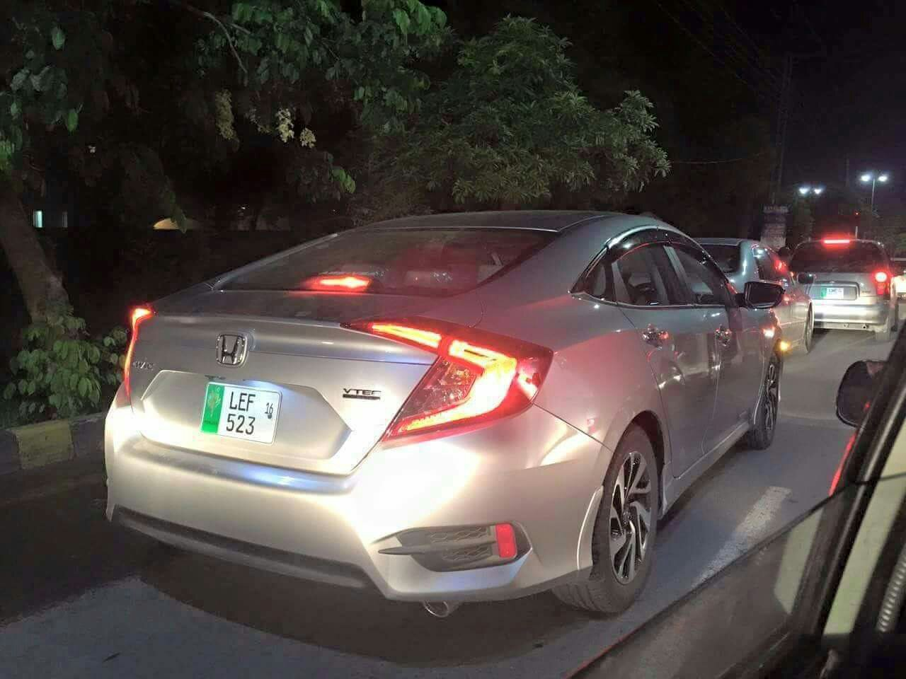 10th Generation Civic Exclusive Pakistan Launch - 12f5f87dceb2eed53574d3d97c5d4df1