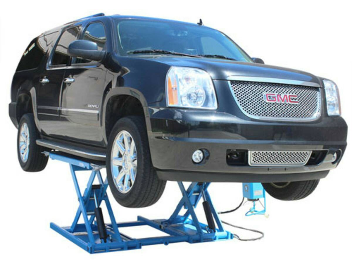 opinions on the ranger quickjack bl 7000slx for a truck the