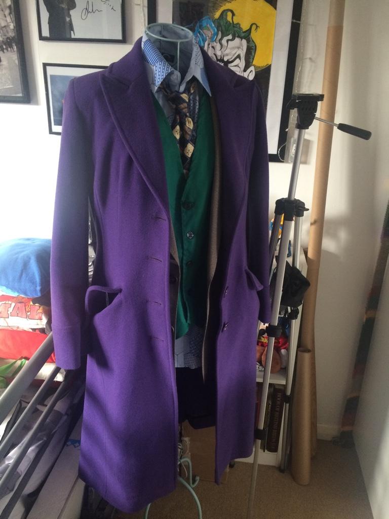 My Heath Ledger Joker Costume Rpf Costume And Prop Maker
