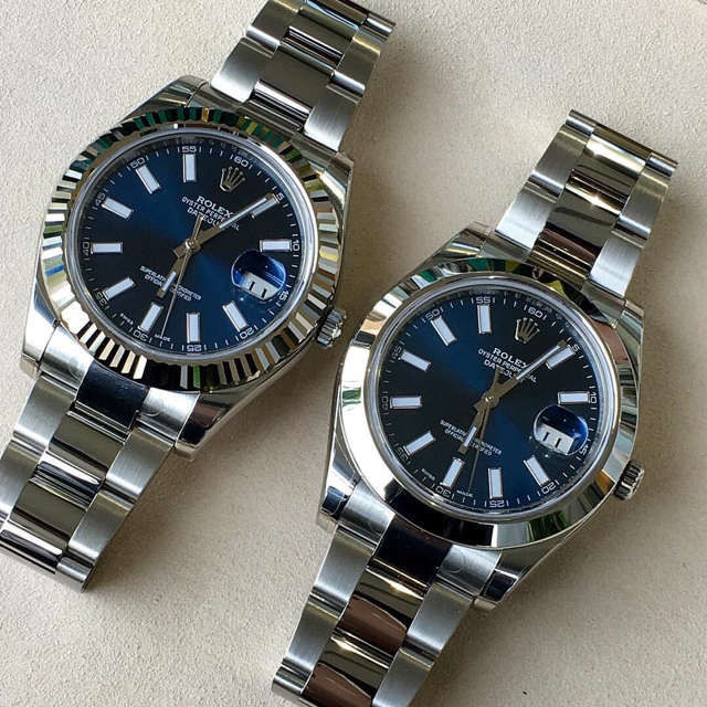 Need some opinions on datejust , Rolex Forums , Rolex Watch
