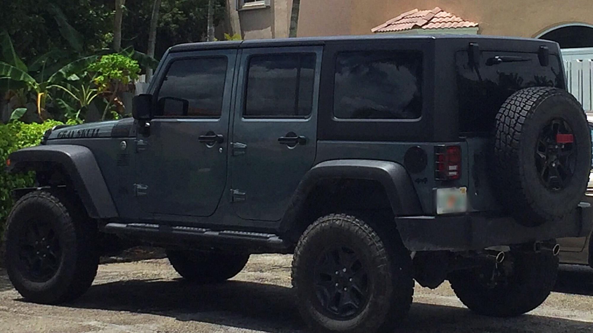 Pics Of 285 75r17 Jeep Wrangler Forum
