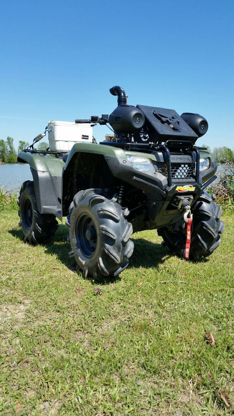 15 5 or 35 gear reduction honda foreman forums rubicon rh hondaforeman com Honda Rancher 420 ATV Honda Rancher 420 Forum