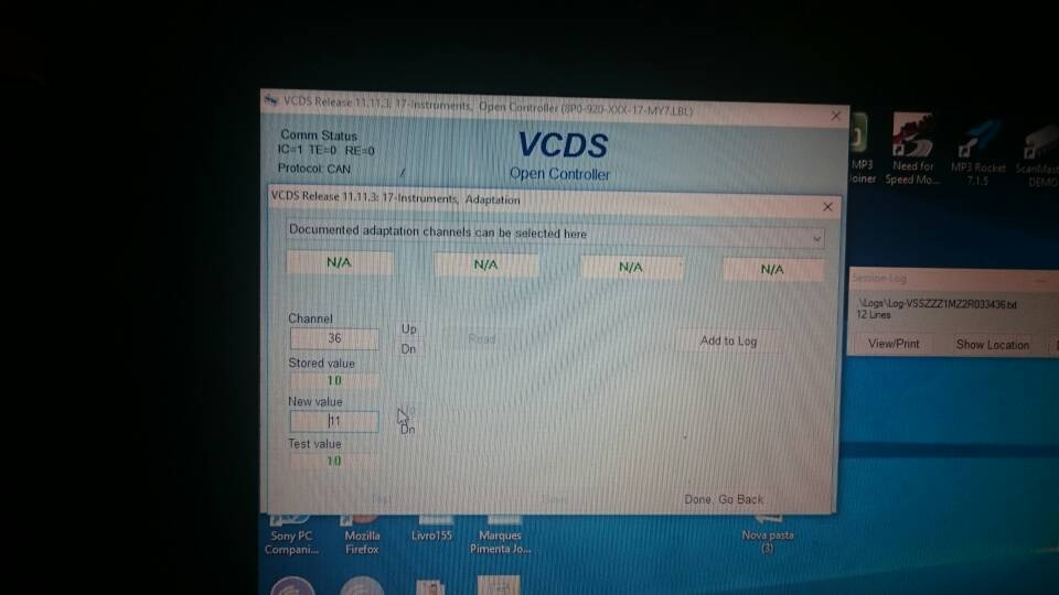 Como ativar check de agulhas audi S3 8p | audiPT com
