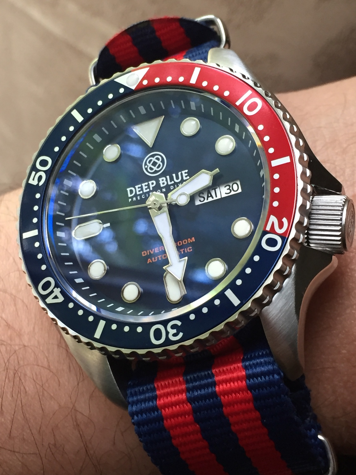 Deep Blue Nato Diver Page 5