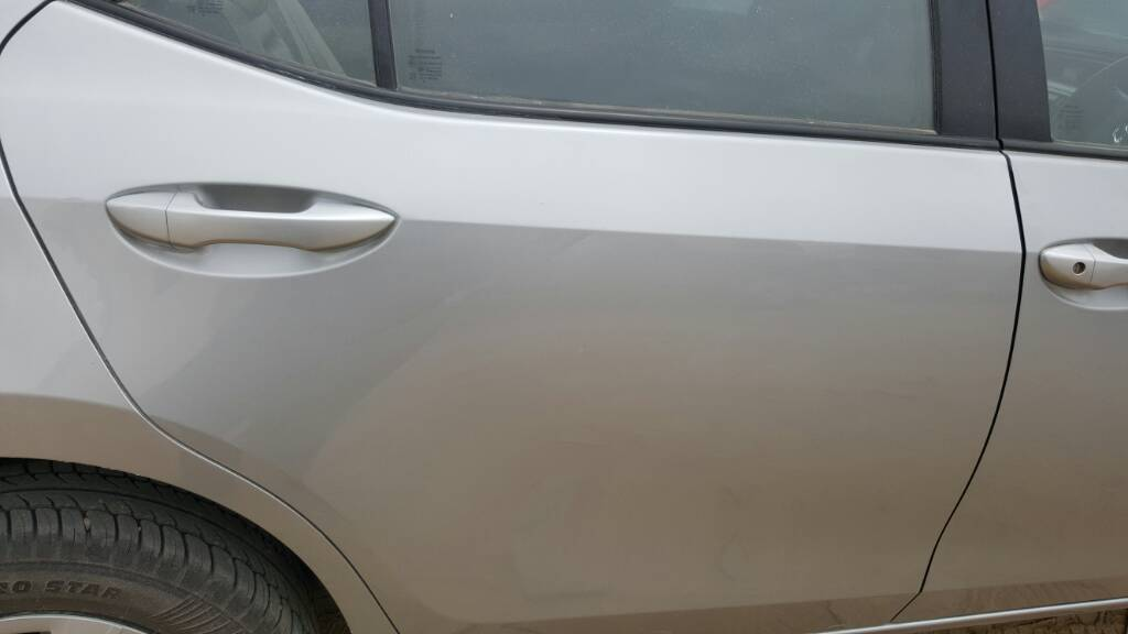 Can these Scratches on my new corolla be fixed without full paint job - 5f65d15665c6caee98b8c9c6118ff880