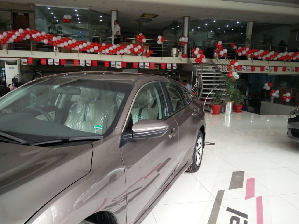10th Generation Civic Exclusive Pakistan Launch - beb08b2cbd36a643a1683ba40818780b