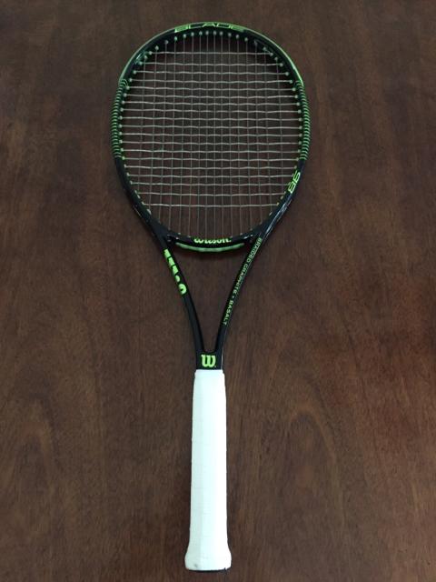 FS: Wilson Blade 98 16x18 Black & Green 4 3/8 | Talk Tennis