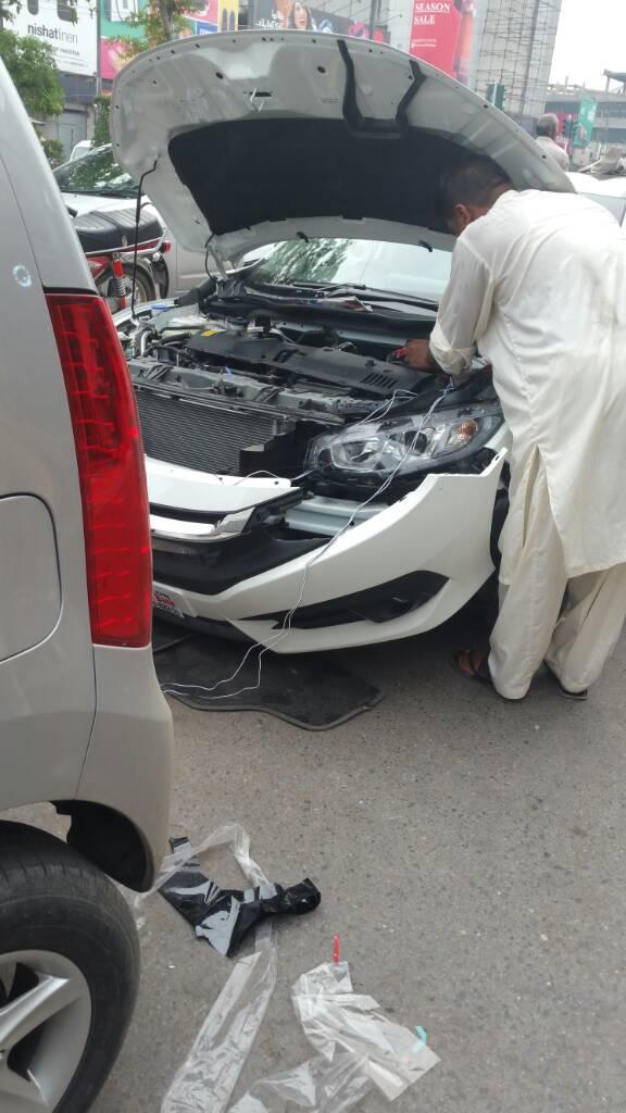 10th Generation Civic Exclusive Pakistan Launch - 33fe5a694aab96bdb89fb5fb42007d08