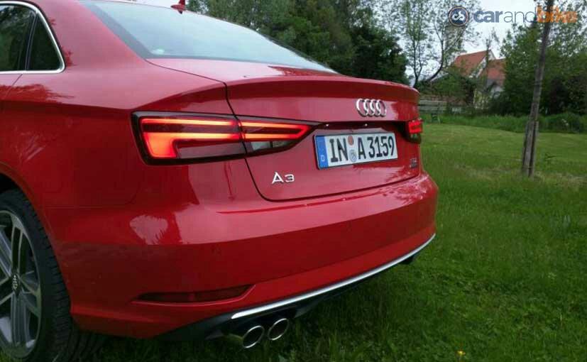 Audi A3 First Impressions - 09b8d97a77af61d820930e4eb3f559ce