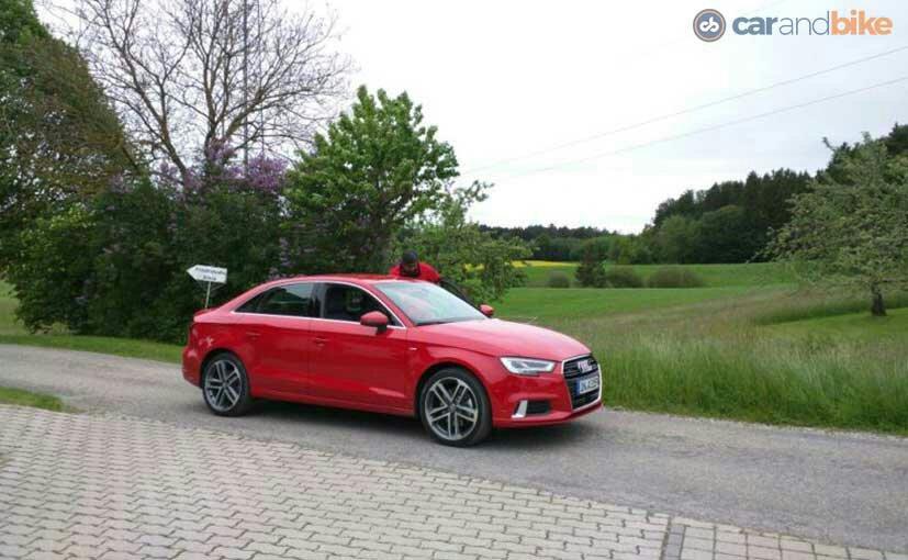 Audi A3 First Impressions - 604f60da90487decb26f09ce8c957b54