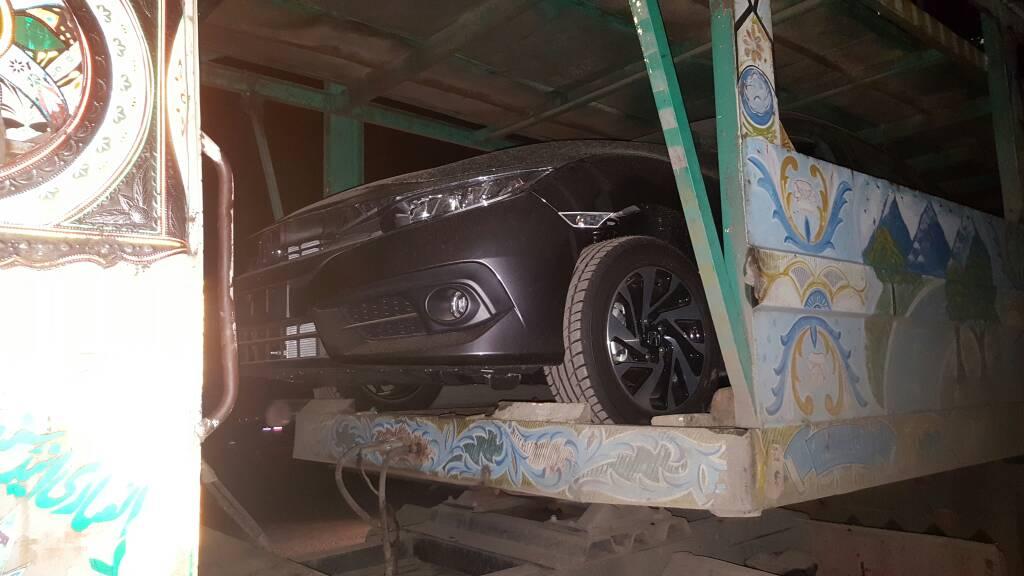 10th Generation Civic Exclusive Pakistan Launch - dca80d0de4f8669e631a5b7ebcf3246f