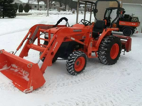 Opinion on L3400 price - OrangeTractorTalks - Everything Kubota