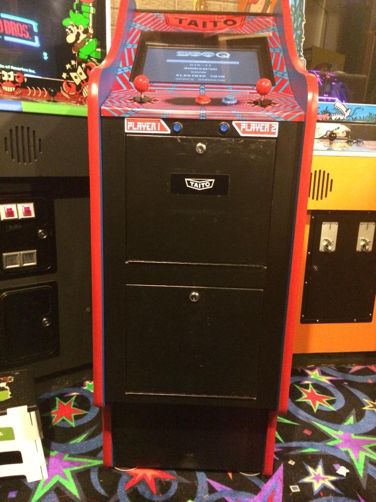 splatterhouse arcade machine for sale