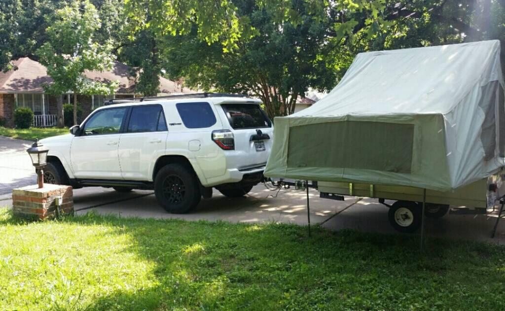 Fs Ft Nimrod Tent Trailer Toyota Fj Cruiser Forum