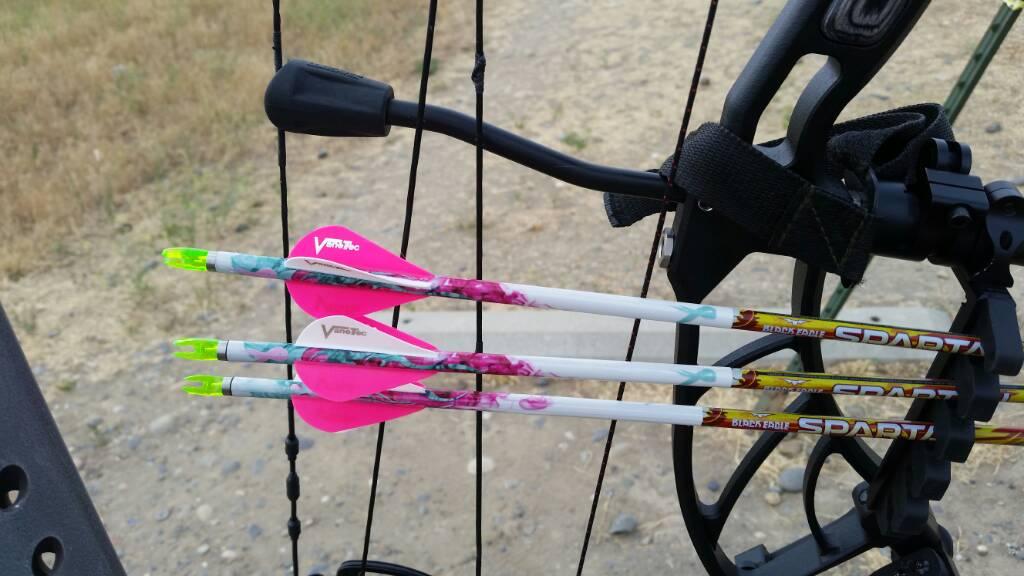 Arrow Wraps | Bowhunting com Forums