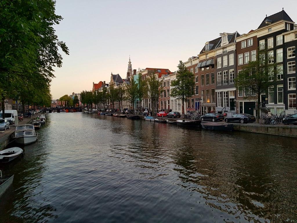 2016/08/12 Soggiorno Pre Crociera Koningsdam ad Amsterdam