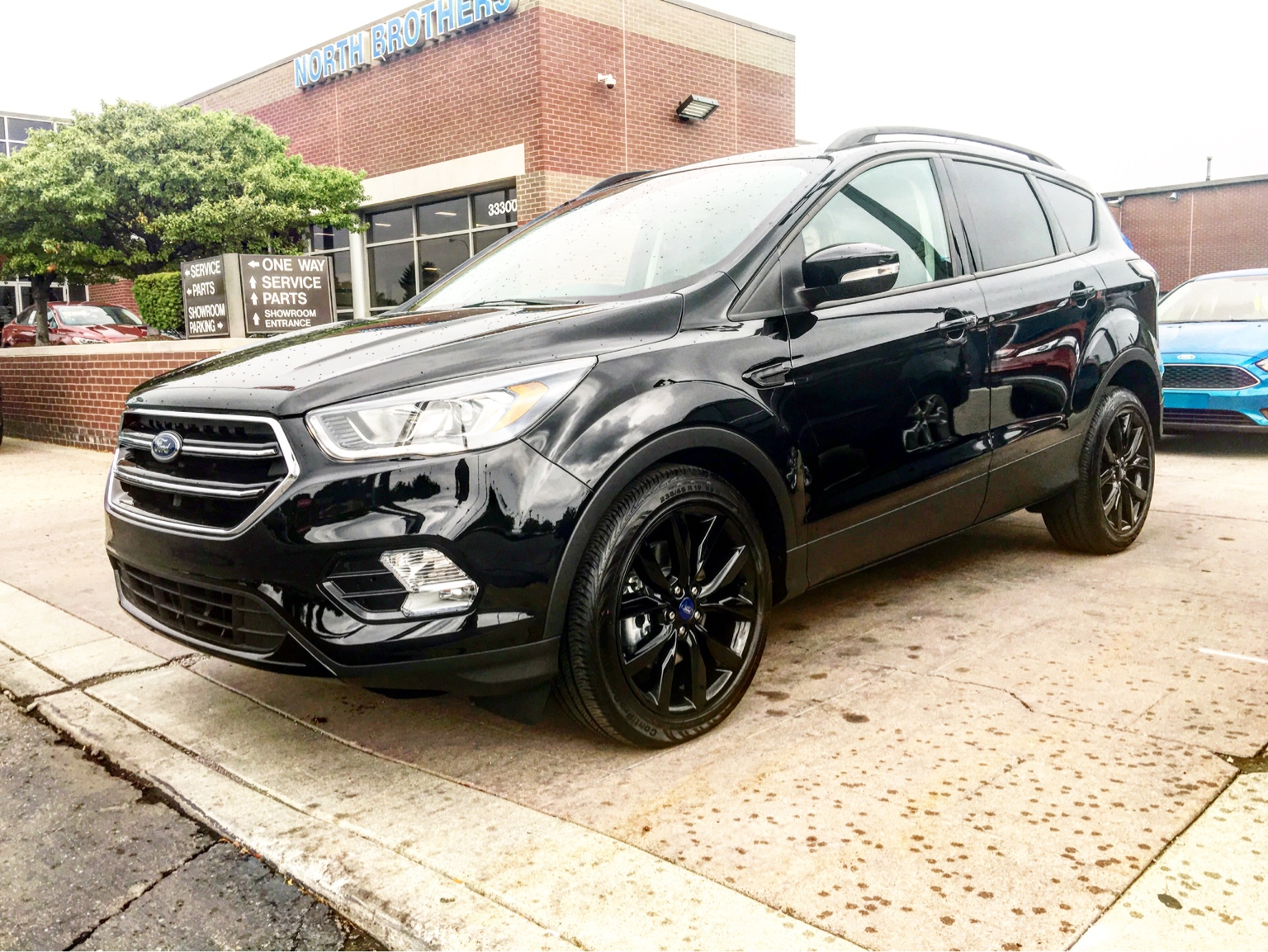 2017 Escape Anium Sport Earance Package 2 0 Ecoboost 4wd