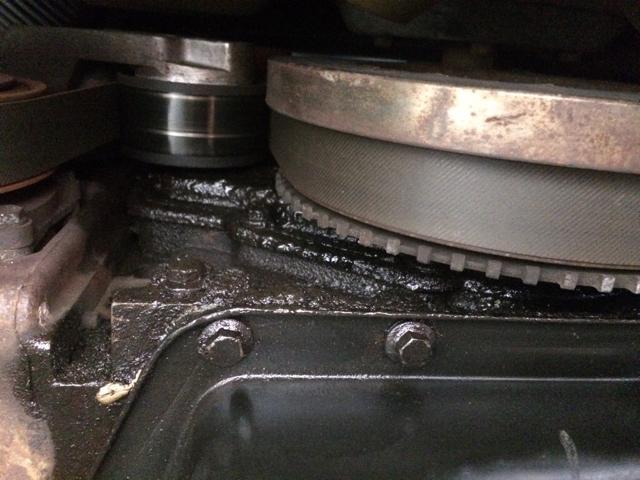 99-02 dodge 24 valve Cummins diesel engine TIMING COVER GASKETS