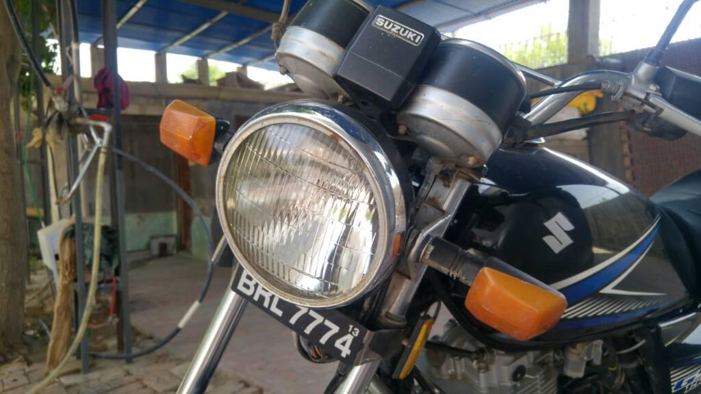 Suzuki GS150 Euro-ll 2013 - b62f3dbe0b68f068c6705aa2239daf94