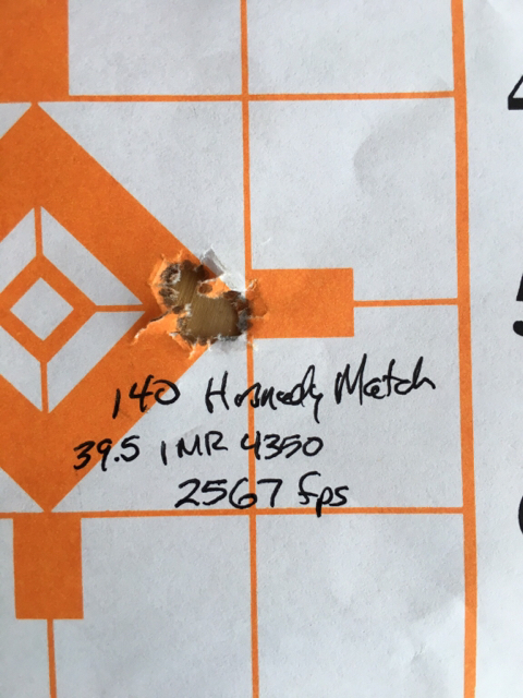 6 5Creedmoor powder/load 140 Help - Rifle/Shotgun - Brian Enos's