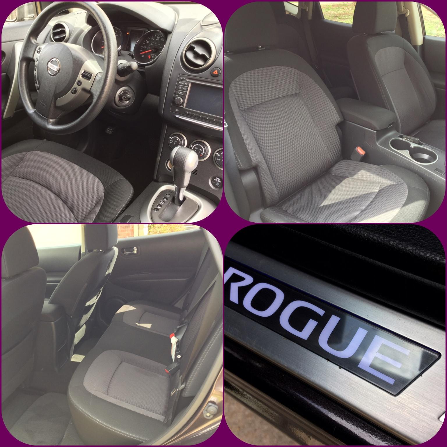 2012 Nissan Rogue Kicker Q Class
