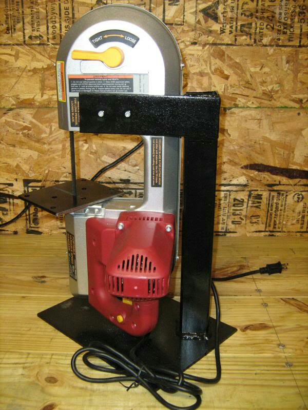 Harbor Freight portable metal/wood bandsaw