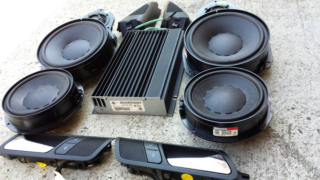 Vwvortex Com Dynaudio System For Sale