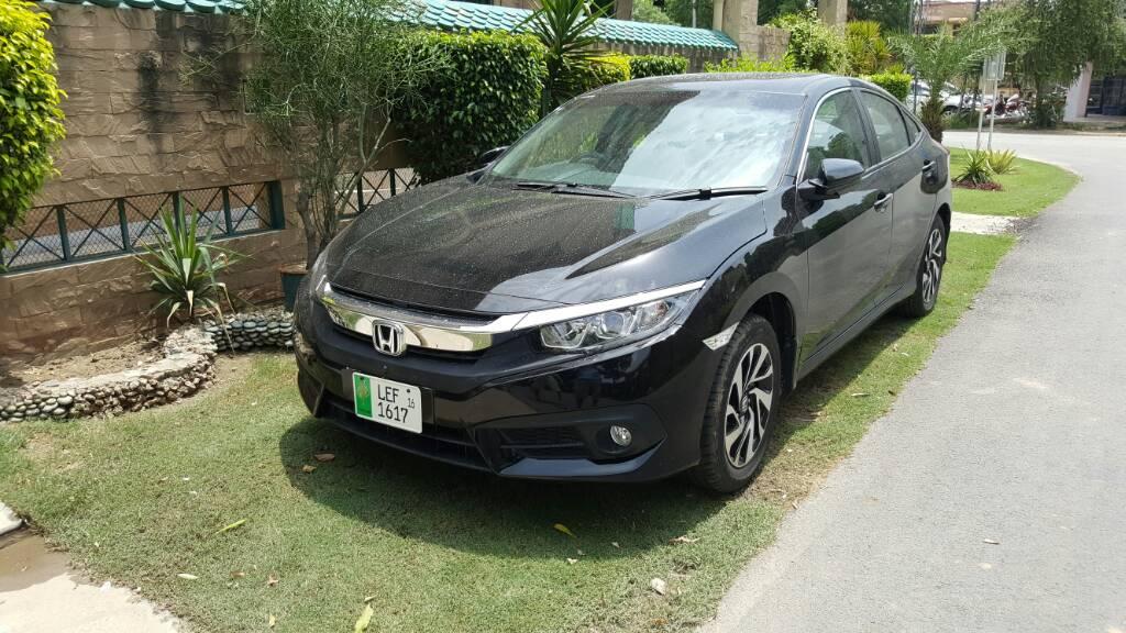 10th Generation Civic Exclusive Pakistan Launch - 8c4331ba791ae43854ed64edf3210936