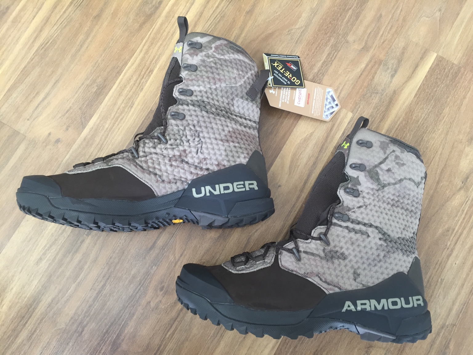 dac36202f55 WTS: Under Armour Tactical/Hunting boots - Infil Ops GORE-TEX ...