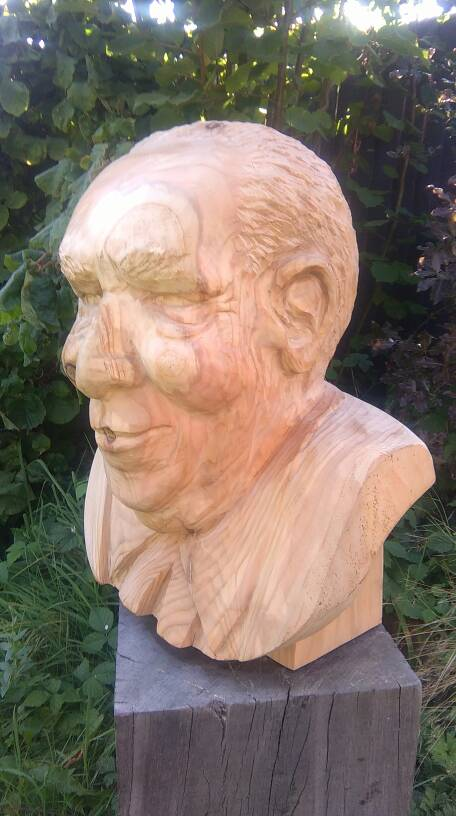 Portrait carving chainsaw forum arbtalk the