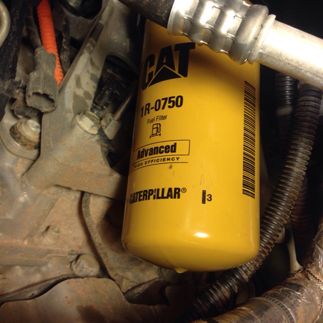 sinister diesel cat fuel filter conversion - chevy and gmc duramax ...
