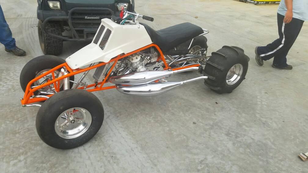 521cc Super Cub Yamaha Banshee +10 Stretched- 140hp 10mm