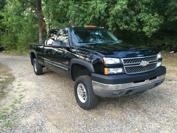 LLY: Largest tires on a leveled 2500hd - Duramax Diesels Forum