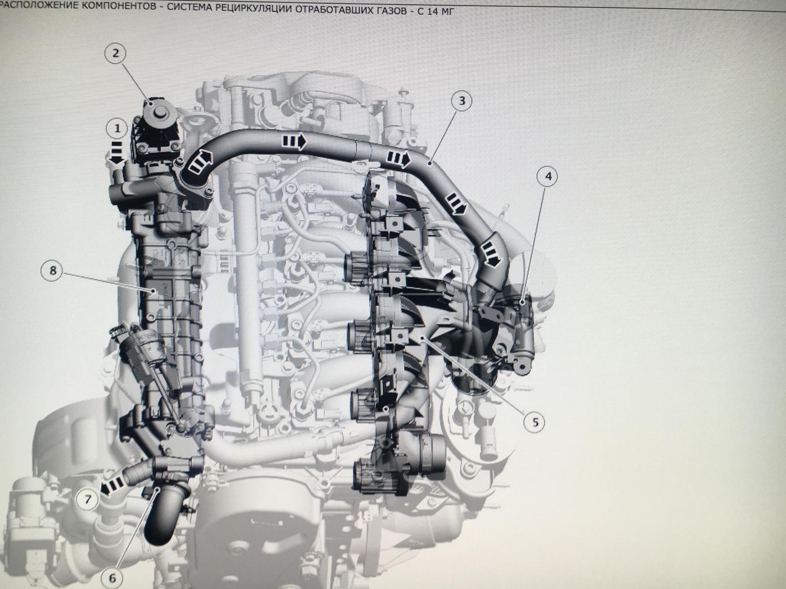 P0405 land rover evoque