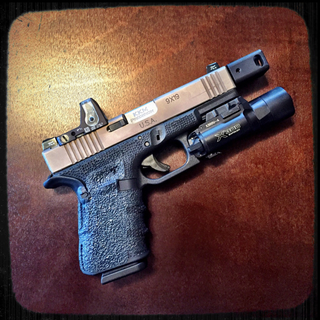 Glock 19 MOS/43 Upgrades & Holster | Primary & Secondary Forum