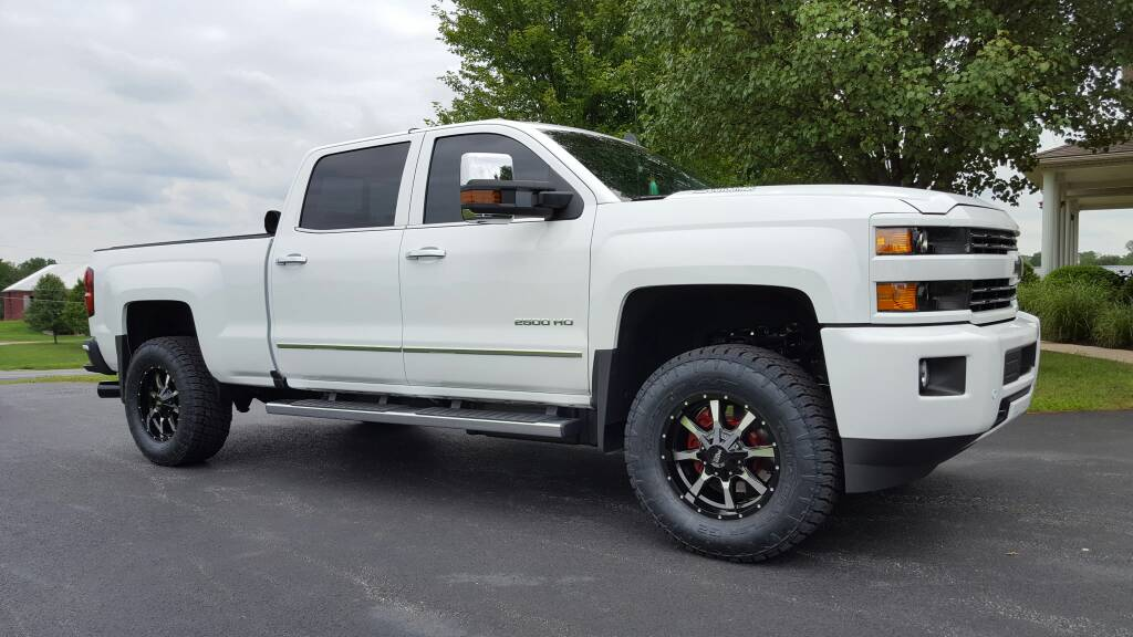 Efi Live Duramax >> White Truck/Black wheels PICS PLEASE! - Page 8 - Chevy and ...