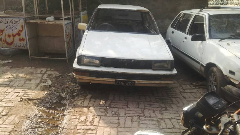 Toyota Corolla 1986 Owners' & Fans' Club - e79b36dc9b71b558827291db5feee5df