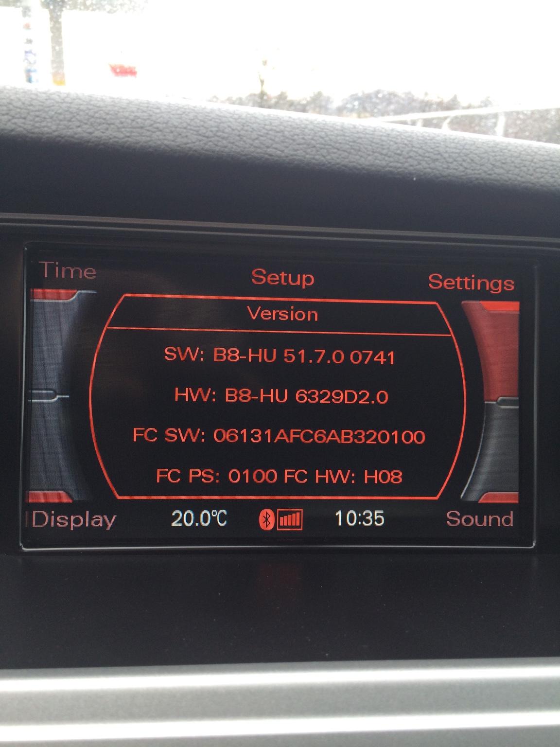 Nawigacja Mmi 2g 3g Basic High 3g Sim Wersje Wyposazenia Audi A4